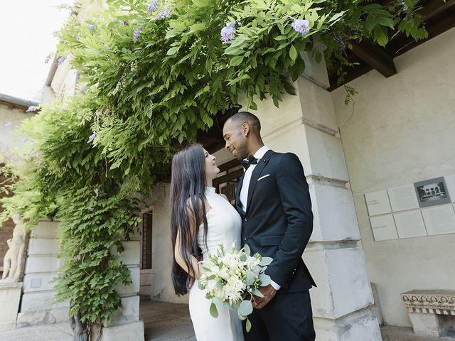 Il matrimonio di Randhal e Anna a Verona, Verona 188