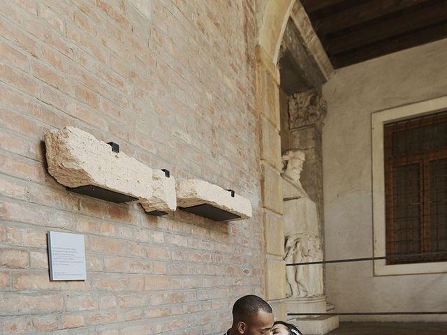 Il matrimonio di Randhal e Anna a Verona, Verona 192