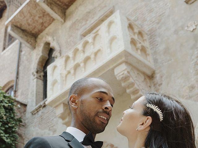 Il matrimonio di Randhal e Anna a Verona, Verona 193