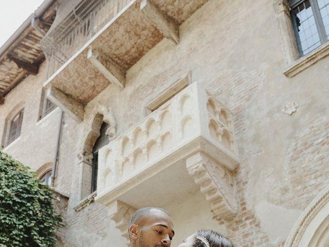 Il matrimonio di Randhal e Anna a Verona, Verona 194