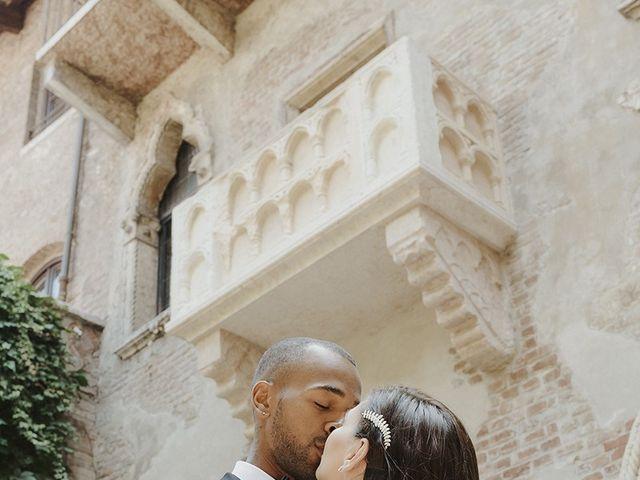 Il matrimonio di Randhal e Anna a Verona, Verona 195