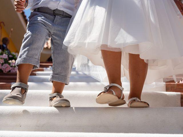 Il matrimonio di Paolo e Anna a Portopalo di Capo Passero, Siracusa 7