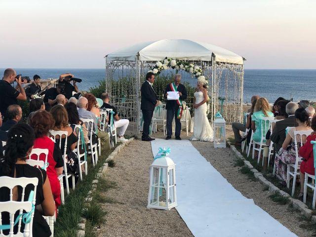 Il matrimonio di Mauro  e Patrizia a Santa Cesarea Terme, Lecce 1
