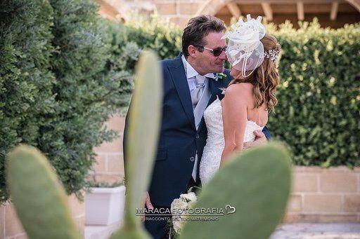 Il matrimonio di Mauro  e Patrizia a Santa Cesarea Terme, Lecce 3