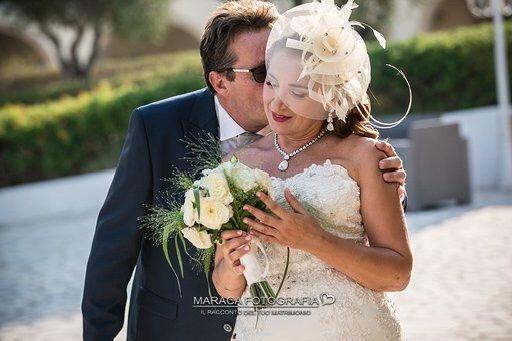 Il matrimonio di Mauro  e Patrizia a Santa Cesarea Terme, Lecce 4