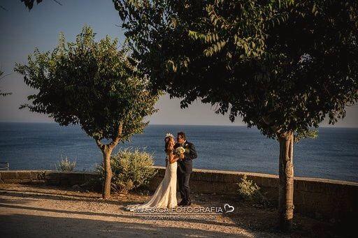 Il matrimonio di Mauro  e Patrizia a Santa Cesarea Terme, Lecce 7
