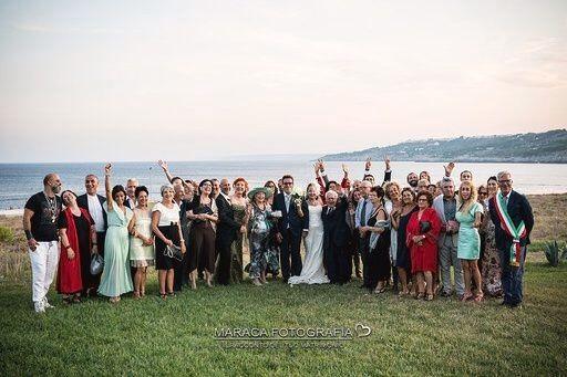 Il matrimonio di Mauro  e Patrizia a Santa Cesarea Terme, Lecce 11
