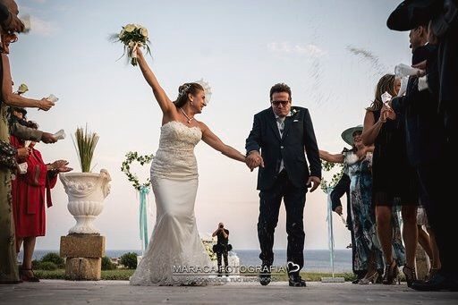 Il matrimonio di Mauro  e Patrizia a Santa Cesarea Terme, Lecce 12