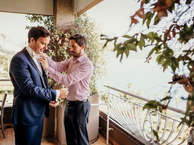 Il matrimonio di Lucas e Vanessa a Stresa, Verbania 9