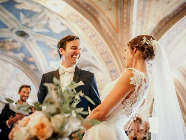 Il matrimonio di Lucas e Vanessa a Stresa, Verbania 24