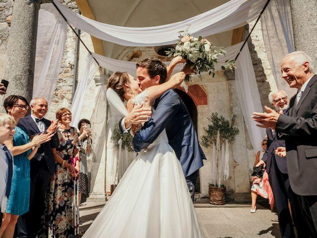 Il matrimonio di Lucas e Vanessa a Stresa, Verbania 28
