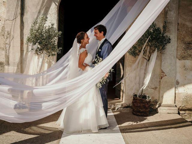 Le nozze di Vanessa e Lucas