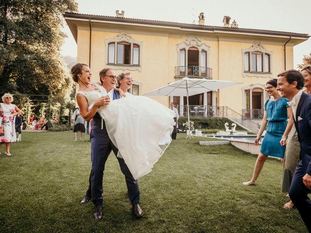Il matrimonio di Lucas e Vanessa a Stresa, Verbania 38
