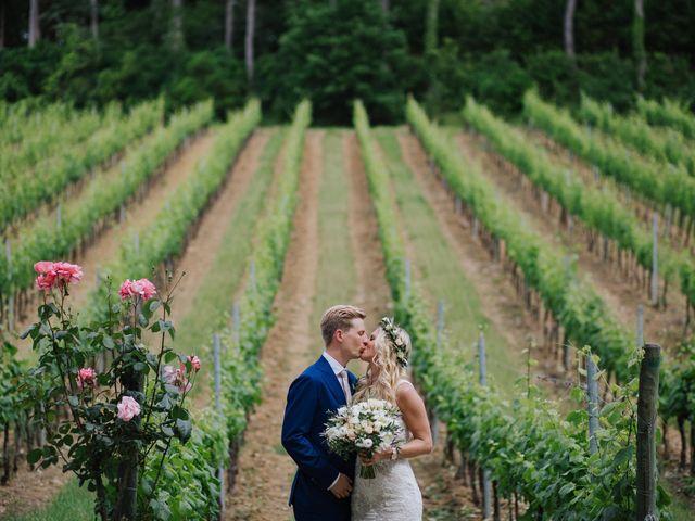 Le nozze di Marika e Henrik
