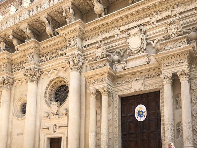 Il matrimonio di Mariano e Martina a Lecce, Lecce 7