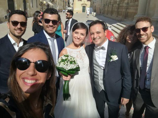 Il matrimonio di Mariano e Martina a Lecce, Lecce 12
