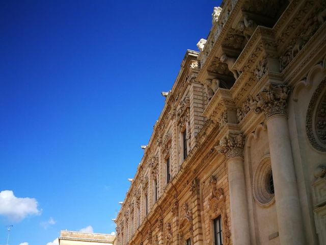 Il matrimonio di Mariano e Martina a Lecce, Lecce 13
