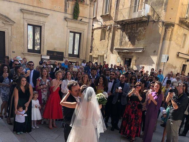 Il matrimonio di Mariano e Martina a Lecce, Lecce 18