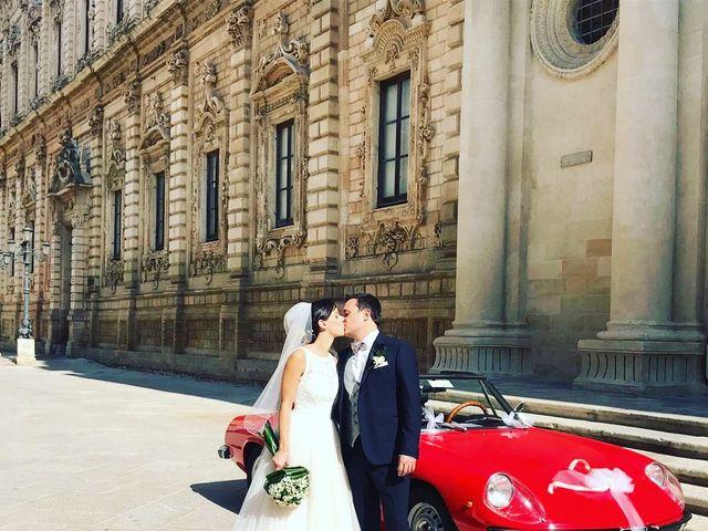 Il matrimonio di Mariano e Martina a Lecce, Lecce 21
