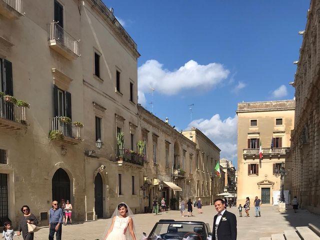 Il matrimonio di Mariano e Martina a Lecce, Lecce 29