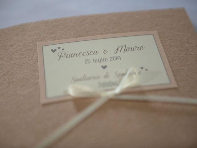 Il matrimonio di Mauro e Francesca a Scanzorosciate, Bergamo 3