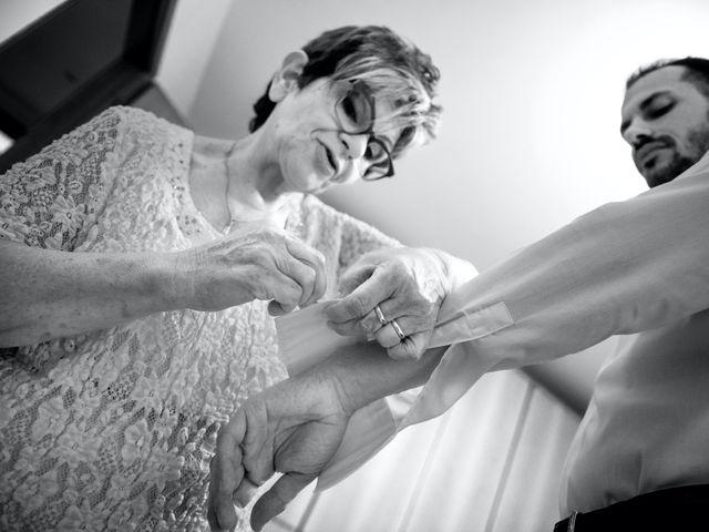 Il matrimonio di Mauro e Francesca a Scanzorosciate, Bergamo 5