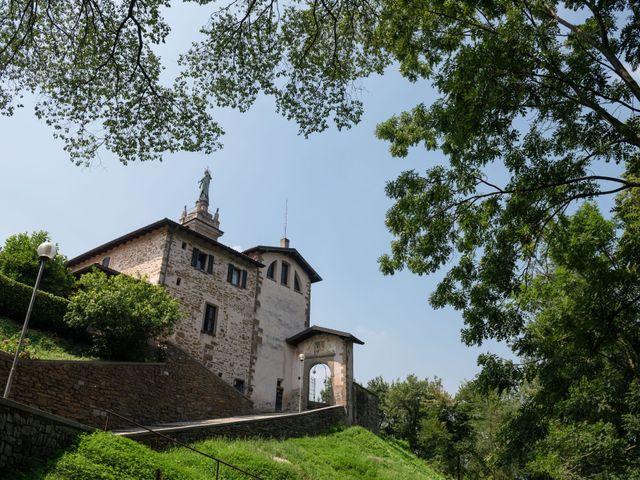 Il matrimonio di Mauro e Francesca a Scanzorosciate, Bergamo 12