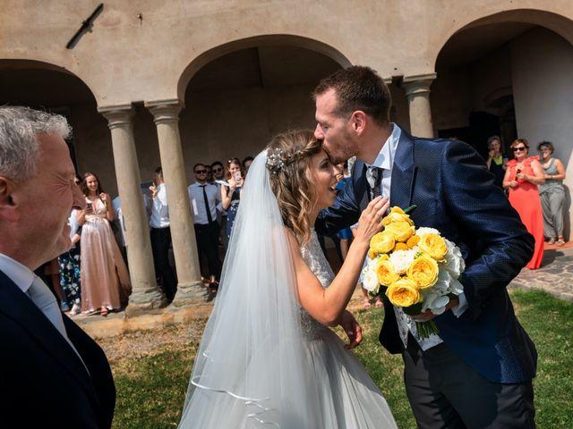 Il matrimonio di Mauro e Francesca a Scanzorosciate, Bergamo 18