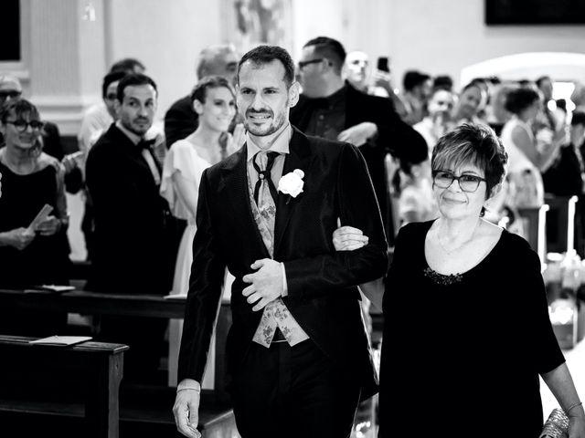 Il matrimonio di Mauro e Francesca a Scanzorosciate, Bergamo 19