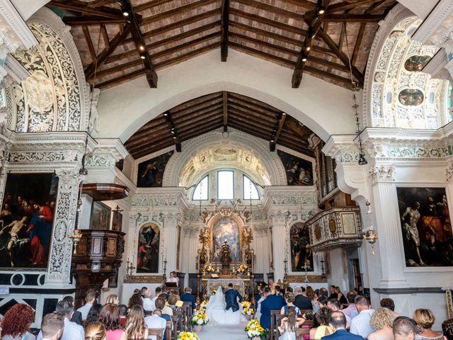 Il matrimonio di Mauro e Francesca a Scanzorosciate, Bergamo 21