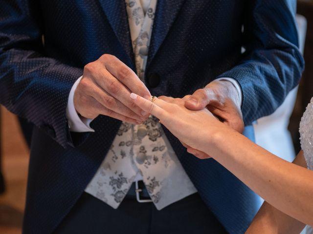 Il matrimonio di Mauro e Francesca a Scanzorosciate, Bergamo 22