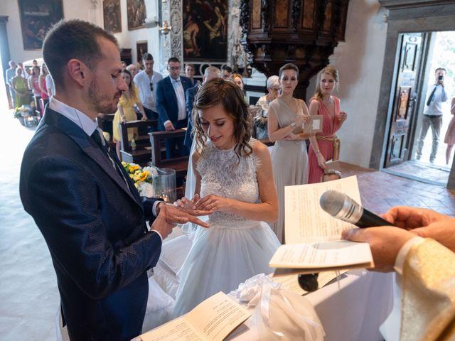 Il matrimonio di Mauro e Francesca a Scanzorosciate, Bergamo 23
