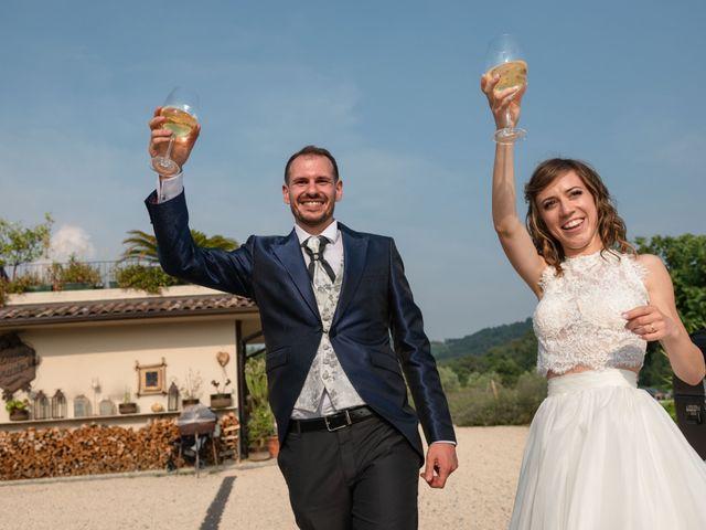 Il matrimonio di Mauro e Francesca a Scanzorosciate, Bergamo 27