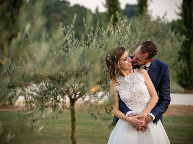 Il matrimonio di Mauro e Francesca a Scanzorosciate, Bergamo 30