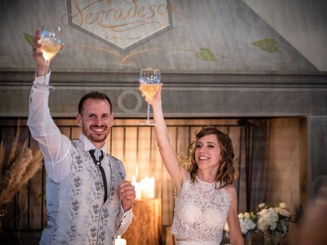 Il matrimonio di Mauro e Francesca a Scanzorosciate, Bergamo 40
