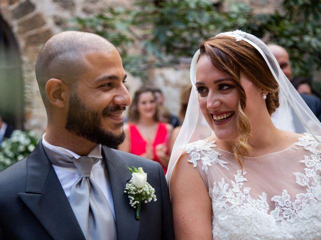 Le nozze di Alberto e Martina