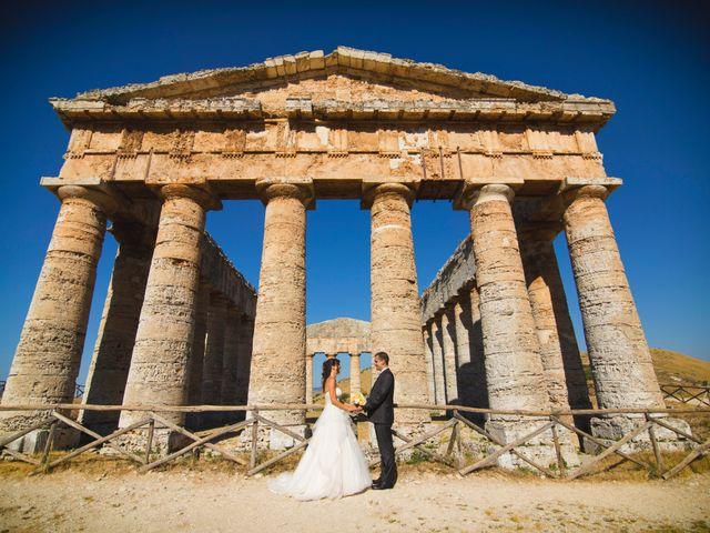 Il matrimonio di Alessandro e Eliana a Calatafimi-Segesta, Trapani 1