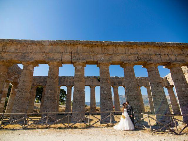 Il matrimonio di Alessandro e Eliana a Calatafimi-Segesta, Trapani 3