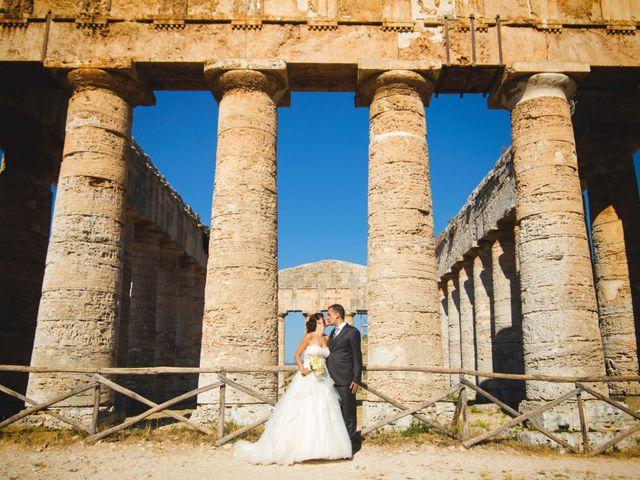 Il matrimonio di Alessandro e Eliana a Calatafimi-Segesta, Trapani 4