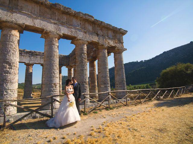 Il matrimonio di Alessandro e Eliana a Calatafimi-Segesta, Trapani 5