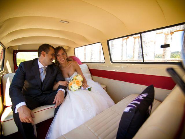 Il matrimonio di Alessandro e Eliana a Calatafimi-Segesta, Trapani 6
