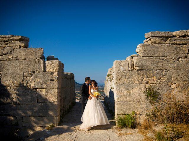 Il matrimonio di Alessandro e Eliana a Calatafimi-Segesta, Trapani 9