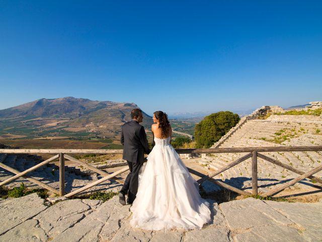 Il matrimonio di Alessandro e Eliana a Calatafimi-Segesta, Trapani 10