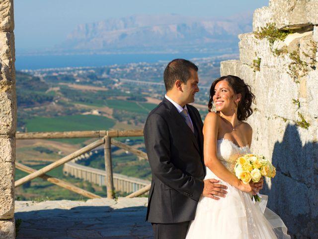 Il matrimonio di Alessandro e Eliana a Calatafimi-Segesta, Trapani 11