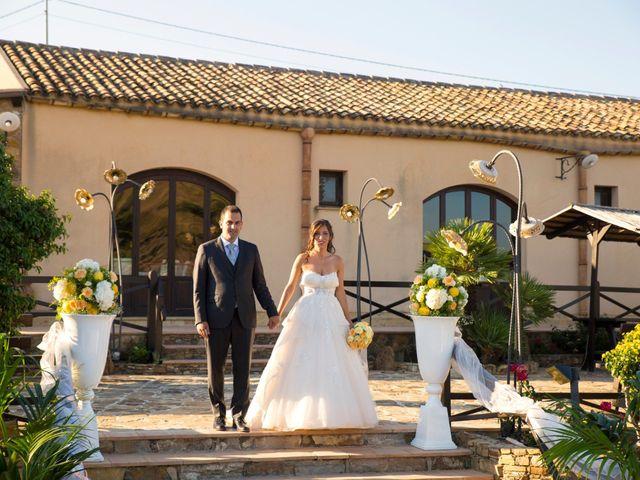 Il matrimonio di Alessandro e Eliana a Calatafimi-Segesta, Trapani 15