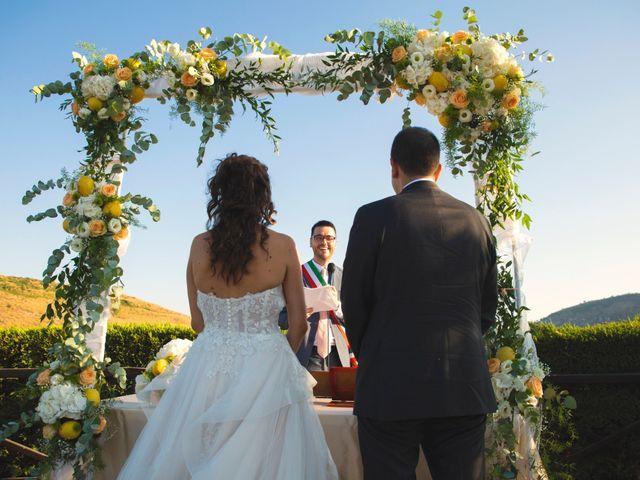 Il matrimonio di Alessandro e Eliana a Calatafimi-Segesta, Trapani 17