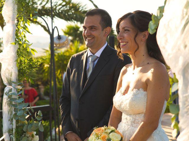 Il matrimonio di Alessandro e Eliana a Calatafimi-Segesta, Trapani 18