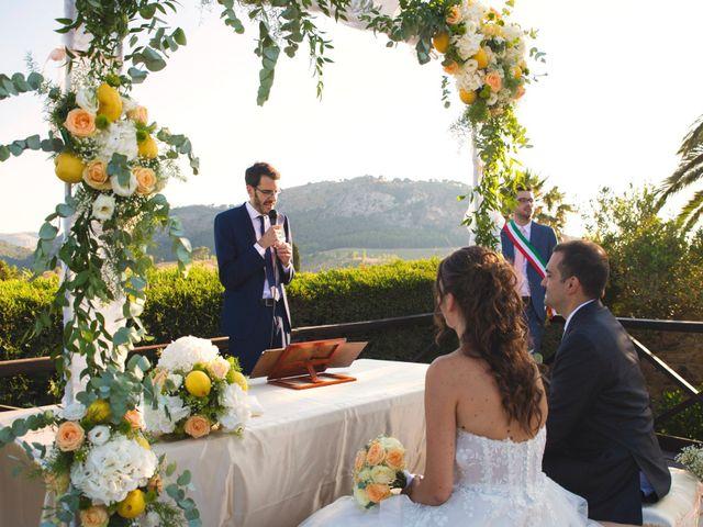 Il matrimonio di Alessandro e Eliana a Calatafimi-Segesta, Trapani 19