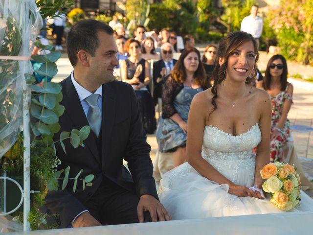 Il matrimonio di Alessandro e Eliana a Calatafimi-Segesta, Trapani 20