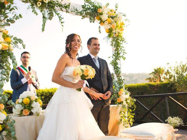 Il matrimonio di Alessandro e Eliana a Calatafimi-Segesta, Trapani 27